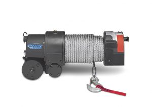 Electric Worm Gear Winches