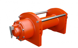 Planetary Recovery Winch
